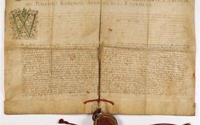 Nadanie przywileju lokacyjnego 21 kwietnia 1352